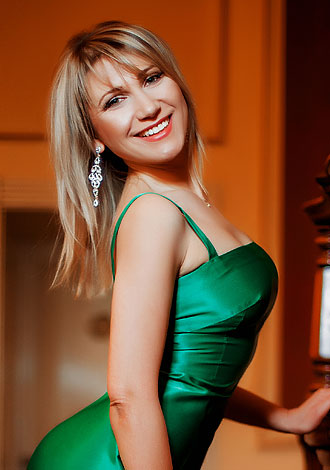 Gorgeous girls only: beautiful Ukrainian lady Yaroslava from Odessa